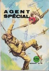 Agent spécial (Edi-Europ) -32- On décolle à l'aube