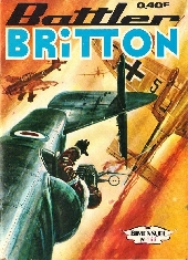 Battler Britton -168- La Médaille