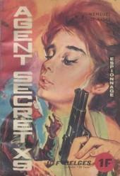 Agent secret X9 La guerre dans l'ombre -2- Le scorpion frappe