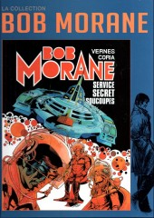 Bob Morane 11 (La collection - Altaya) -26- Service secret soucoupes