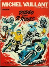 Michel Vaillant -20a1972- Rodéo sur 2 roues
