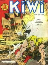 Kiwi -354- La cité sans soleil