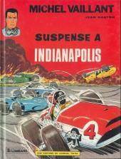 Michel Vaillant -11d1983- Suspense à Indianapolis