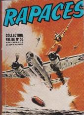 Rapaces (Impéria) -Rec55- Collection reliée N°55 (du n°344 au n°347)