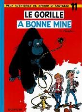 Spirou et Fantasio -11e95- Le gorille a bonne mine