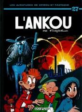 Spirou et Fantasio -27d95- L'Ankou