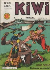 Kiwi -376- L'héritière