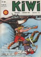 Kiwi -381- La pierre des fous