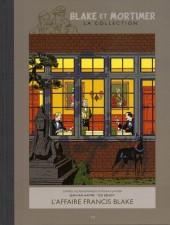 Blake et Mortimer - La collection (Hachette) -13- L'affaire Francis Blake