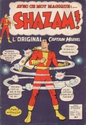 Shazam! Les aventures de Captain Marvel -5- L'original Captain Marvel
