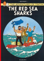 Tintin (The Adventures of) -19d2012- The Red Sea Sharks