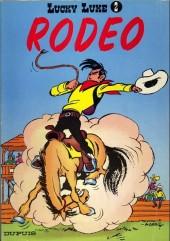 Lucky Luke -2b1984- Rodéo
