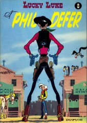 Lucky Luke -8d83- Lucky Luke et Phil Defer