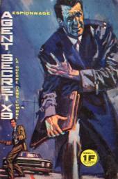 Agent secret X9 La guerre dans l'ombre -7- ...de toutes les couleurs