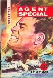 Agent spécial (Edi-Europ) -1- Mort en eau profonde