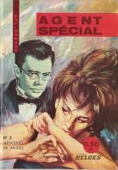 Agent spécial (Edi-Europ) -3- La chasse à l'homme