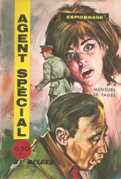 Agent spécial (Edi-Europ) -4- La fusée des sables...
