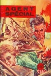 Agent spécial (Edi-Europ) -6- Cherchez l'espion