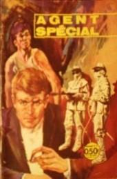 Agent spécial (Edi-Europ) -9- La mort blanche