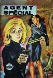 Agent spécial (Edi-Europ) -10- Danger de mort
