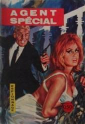 Agent spécial (Edi-Europ) -13- Celle qui n'était pas faite pour aimer