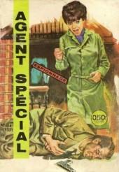 Agent spécial (Edi-Europ) -14- Le sacrifice du feu