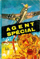Agent spécial (Edi-Europ) -22- Frères d'armes