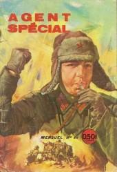 Agent spécial (Edi-Europ) -28- L'escadrille des déserteurs