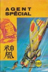 Agent spécial (Edi-Europ) -29- L'héroïque aventure navale