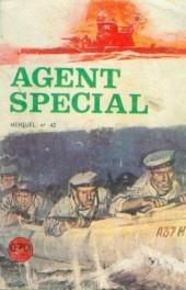 Agent spécial (Edi-Europ) -42- L'île perdue
