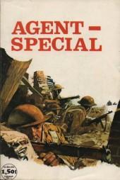 Agent spécial (Edi-Europ) -47- Le temps du combat