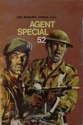 Agent spécial (Edi-Europ) -52- Le mort mystérieux