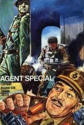 Agent spécial (Edi-Europ) -53- Les yeux fermés