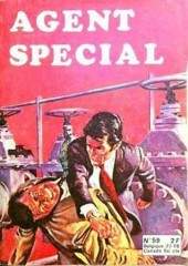 Agent spécial (Edi-Europ) -59- Mort en eau profonde