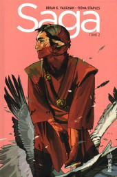 Saga (Vaughan/Staples) -2- Tome 2
