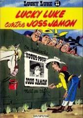 Lucky Luke -11b85- Lucky Luke contre Joss Jamon