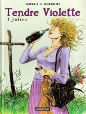 Tendre Violette (Couleur) -1- Julien
