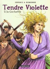 Tendre Violette (Couleur) -2- La cochette