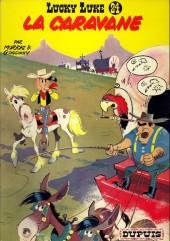 Lucky Luke -24a85- La caravane