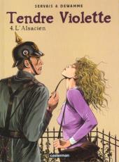 Tendre Violette (Couleur) -4- L'Alsacien