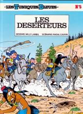 Les tuniques Bleues -5b1990- Les déserteurs