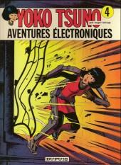 Yoko Tsuno -4b89- Aventure electrique