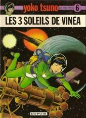Yoko Tsuno -6a1990- Les 3 soleils de Vinéa