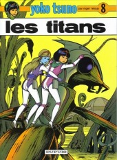 Yoko Tsuno -8a89- Les titans