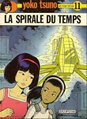 Yoko Tsuno -11a87- La spirale du temps