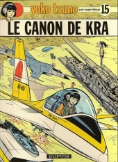 Yoko Tsuno -15a89- Le canon de kra