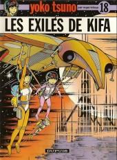 Yoko Tsuno -18a94- Les exilés de kifa