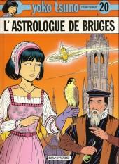 Yoko Tsuno -20a96- L'astrologue de Bruges