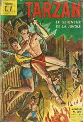 Tarzan (2e Série - Sagédition) (Vedettes T.V.) -29- La longue quête de Tarzan