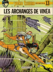Yoko Tsuno -13a87- Les archanges de vinéa
